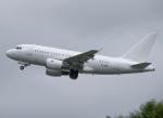 goldengoldsさんが、成田国際空港で撮影したケイマン諸島企業所有 A318-112 CJ Eliteの航空フォト(写真)