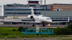 shootingstarさんが、羽田空港で撮影した個人所有 G500/G550 (G-V)の航空フォト(写真)