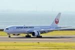 raiden0822さんが、中部国際空港で撮影した日本航空 777-246/ERの航空フォト(写真)