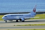 raiden0822さんが、中部国際空港で撮影した日本トランスオーシャン航空 737-446の航空フォト(写真)