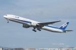 tabi0329さんが、福岡空港で撮影した全日空 777-381の航空フォト(写真)