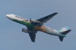 ぎんじろーさんが、羽田空港で撮影したAIR DO 767-381の航空フォト(写真)