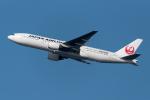 ぎんじろーさんが、羽田空港で撮影した日本航空 777-246の航空フォト(写真)