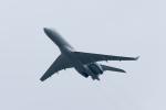 ぎんじろーさんが、成田国際空港で撮影したウィルミントン・トラスト・カンパニー BD-700 Global Express/5000/6000の航空フォト(写真)