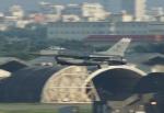やまっちさんが、嘉手納飛行場で撮影したアメリカ空軍 F-16C-30-CF Fighting Falconの航空フォト(写真)