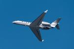 ぎんじろーさんが、羽田空港で撮影した不明 G-V-SP Gulfstream G550の航空フォト(写真)