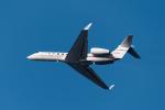 ぎんじろーさんが、羽田空港で撮影したウェルズ・ファーゴ・バンク・ノースウェスト G500/G550 (G-V)の航空フォト(写真)