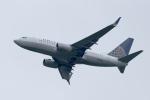 ぎんじろーさんが、成田国際空港で撮影したユナイテッド航空 737-724の航空フォト(写真)