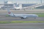 pringlesさんが、羽田空港で撮影した日本トランスオーシャン航空 737-8Q3の航空フォト(写真)