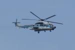 pringlesさんが、羽田空港で撮影した海上保安庁 EC225LP Super Puma Mk2+の航空フォト(写真)