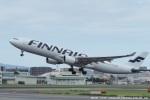 tabi0329さんが、福岡空港で撮影したフィンエアー A330-302Xの航空フォト(写真)
