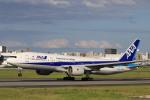 ゴハチさんが、伊丹空港で撮影した全日空 777-281/ERの航空フォト(写真)