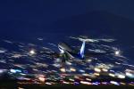 リクパパさんが、伊丹空港で撮影した全日空 737-881の航空フォト(写真)