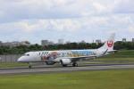 meijeanさんが、伊丹空港で撮影したジェイ・エア ERJ-190-100(ERJ-190STD)の航空フォト(写真)