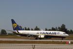 とらとらさんが、フランシスコ・デ・サカルネイロ空港で撮影したライアンエア 737-8ASの航空フォト(写真)