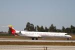 とらとらさんが、フランシスコ・デ・サカルネイロ空港で撮影したエア・ノーストラム CL-600-2E25 Regional Jet CRJ-1000の航空フォト(写真)