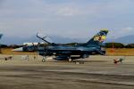 チアキさんが、築城基地で撮影した航空自衛隊 F-2Bの航空フォト(写真)