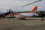 チアキさんが、築城基地で撮影した航空自衛隊 T-4の航空フォト(写真)