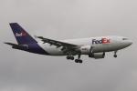 木人さんが、成田国際空港で撮影したフェデックス・エクスプレス A310-324/ET(F)の航空フォト(写真)