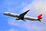 Orange linerさんが、成田国際空港で撮影した日本航空 777-346/ERの航空フォト(写真)