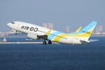 ceskykrumlovさんが、羽田空港で撮影したAIR DO 737-781の航空フォト(写真)