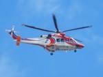 tetuさんが、札幌飛行場で撮影した札幌市消防局消防航空隊 AW139の航空フォト(写真)