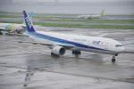 w_h1011さんが、羽田空港で撮影した全日空 777-381の航空フォト(写真)