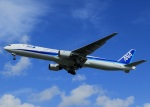 Espace77さんが、那覇空港で撮影した全日空 777-381の航空フォト(写真)
