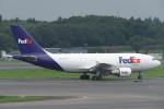 SFJ_capさんが、成田国際空港で撮影したフェデックス・エクスプレス A310-324/ET(F)の航空フォト(写真)