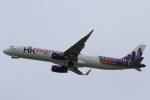 みるぽんたさんが、関西国際空港で撮影した香港エクスプレス A321-231の航空フォト(写真)