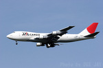 DEE JAYさんが、成田国際空港で撮影した日本航空 747-246B(SF)の航空フォト(写真)