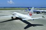 Espace77さんが、那覇空港で撮影した日本航空 777-346の航空フォト(写真)