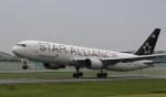 NH642さんが、熊本空港で撮影したアシアナ航空 767-38Eの航空フォト(写真)