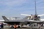 westtowerさんが、ル・ブールジェ空港で撮影したアメリカ空軍 F-35A Lightning IIの航空フォト(写真)