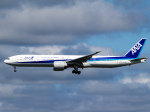 Mame @ TYOさんが、成田国際空港で撮影した全日空 777-381/ERの航空フォト(写真)