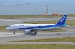 amagoさんが、関西国際空港で撮影した全日空 A320-211の航空フォト(写真)