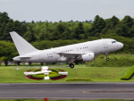 Mame @ TYOさんが、成田国際空港で撮影したケイマン諸島企業所有 A318-112 CJ Eliteの航空フォト(写真)