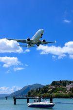 まいけるさんが、コルフ・イオアニス・カポディストリアス空港で撮影したスマート・ウイングス 737-8Q8の航空フォト(写真)