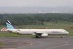 ATOMさんが、新千歳空港で撮影したエアプサン A321-232の航空フォト(写真)