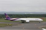 ATOMさんが、新千歳空港で撮影したタイ国際航空 777-3D7/ERの航空フォト(写真)