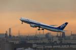 Leporelloさんが、羽田空港で撮影した全日空 767-381の航空フォト(写真)