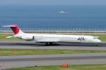 yabyanさんが、中部国際空港で撮影したJALエクスプレス MD-81 (DC-9-81)の航空フォト(写真)