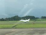 Tatsu mitsuさんが、鹿児島空港で撮影した海上保安庁 Falcon 900の航空フォト(写真)