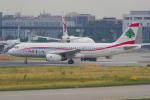 PASSENGERさんが、フランクフルト国際空港で撮影したミドル・イースト航空 A320-232の航空フォト(写真)