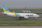 やつはしさんが、羽田空港で撮影したAIR DO 737-781の航空フォト(写真)