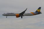PASSENGERさんが、フランクフルト国際空港で撮影したコンドル A321-211の航空フォト(写真)