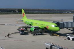 職業旅人さんが、関西国際空港で撮影したS7航空 A320-214の航空フォト(写真)