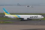 やつはしさんが、羽田空港で撮影したAIR DO 767-33A/ERの航空フォト(写真)