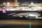 Orcaさんが、羽田空港で撮影したタイ国際航空 747-4D7の航空フォト(写真)