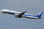Wings Flapさんが、福岡空港で撮影した全日空 A321-211の航空フォト(写真)